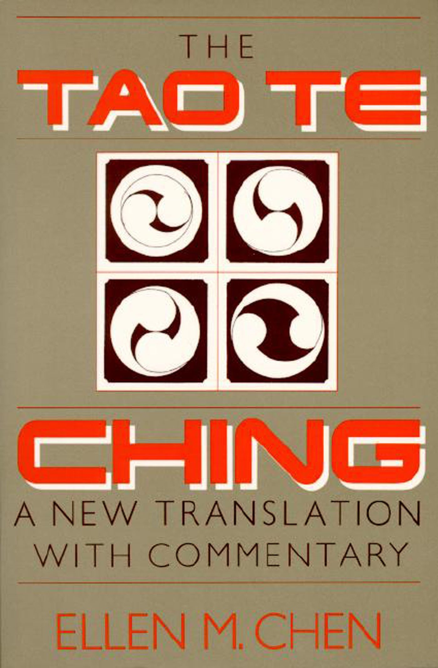 Tao te ching a new translation with commentary ellen chen tao te ching a new translation with commentary ellen chen 9781557782380 amazon books fandeluxe Image collections