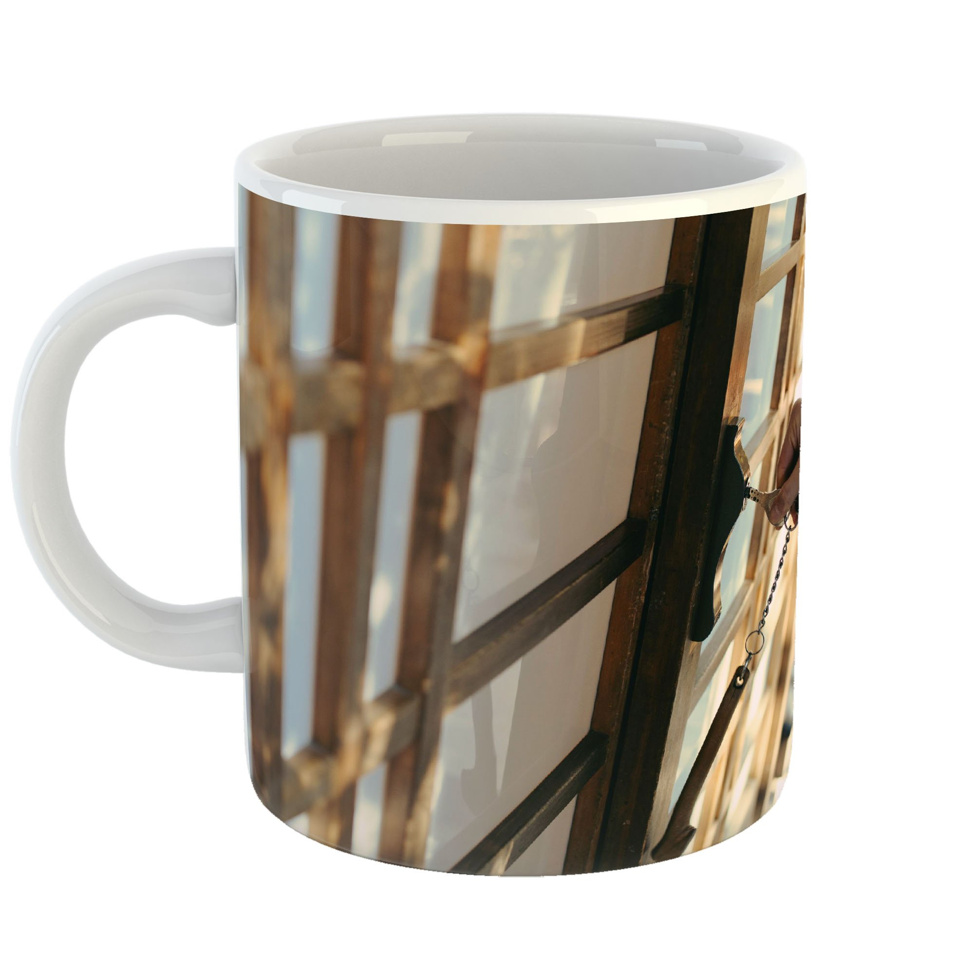Westlake Art - Asium Hotel - 11oz Coffee Cup Mug - Modern Picture Photography Artwork Home Office Birthday Gift - 11 Ounce (14F9-5DFB0)