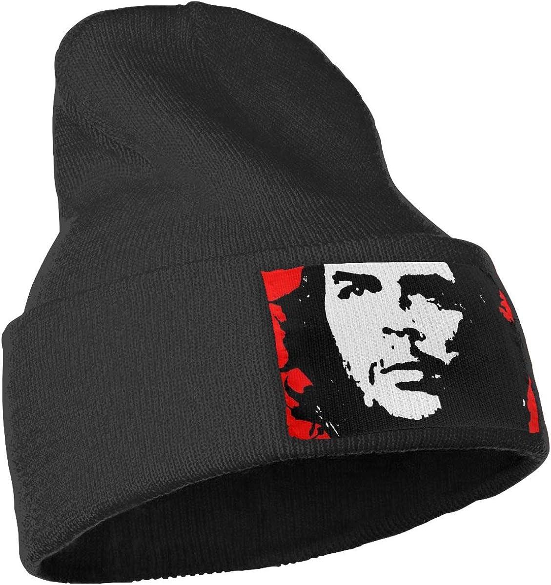 MaryWilson Gorros De Punto Che Guevara con Patrón único Retro ...