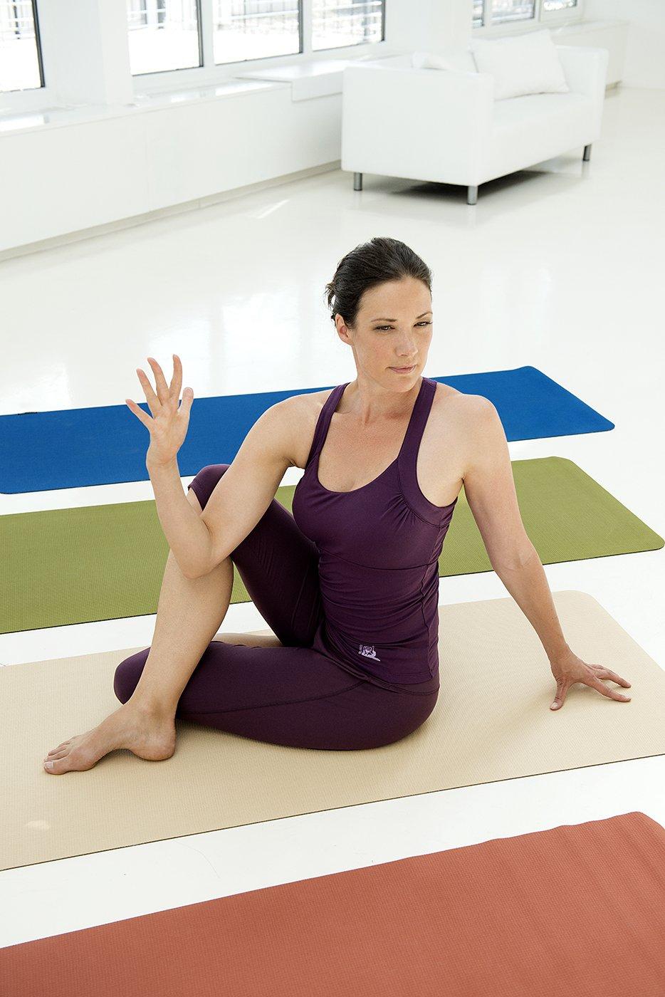 Yogistar Eco Deluxe - Alfombrilla de Yoga