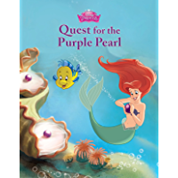The Little Mermaid:  The Quest for the Purple Pearl (Disney Storybook (eBook))
