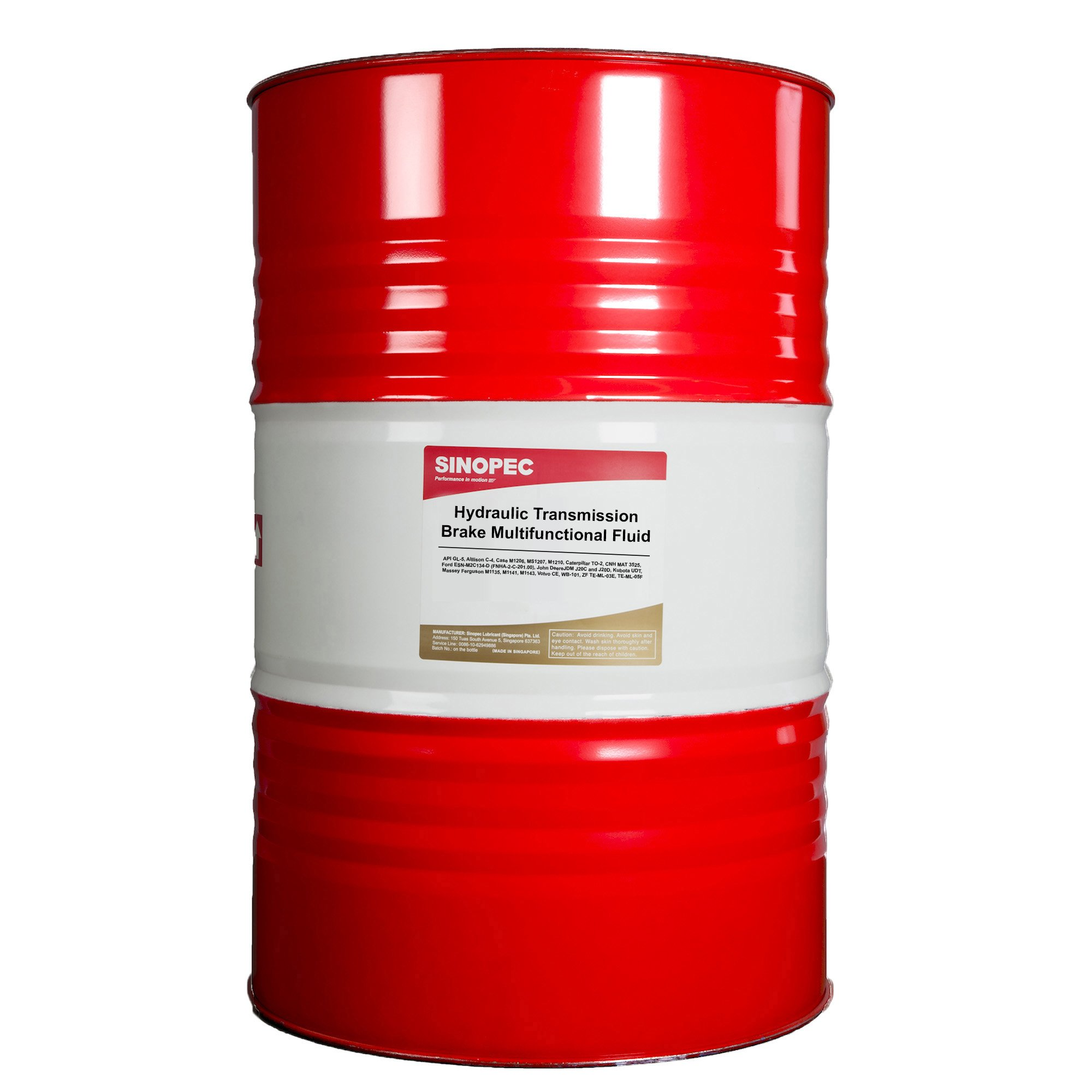 HyTrans Fluid 10W30 - 55 Gallon Drum