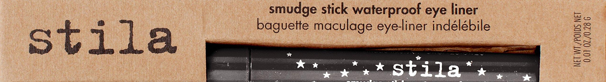 stila Smudge Stick Waterproof Eye Liner, Stingray (Jet Black) by stila (Image #4)