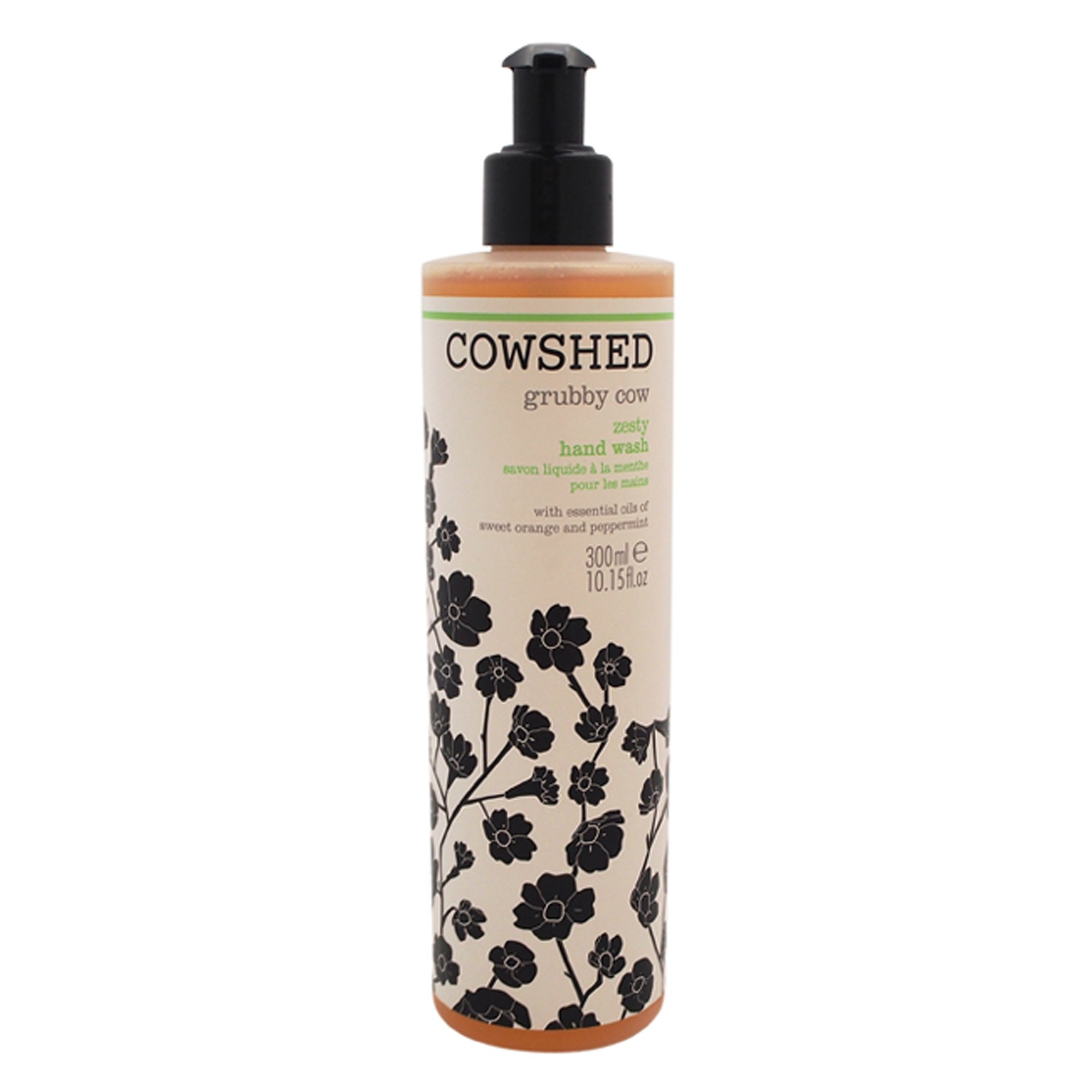 Cowshed Grubby Cow Zesty Hand Wash for Women, 10.15 Ounce