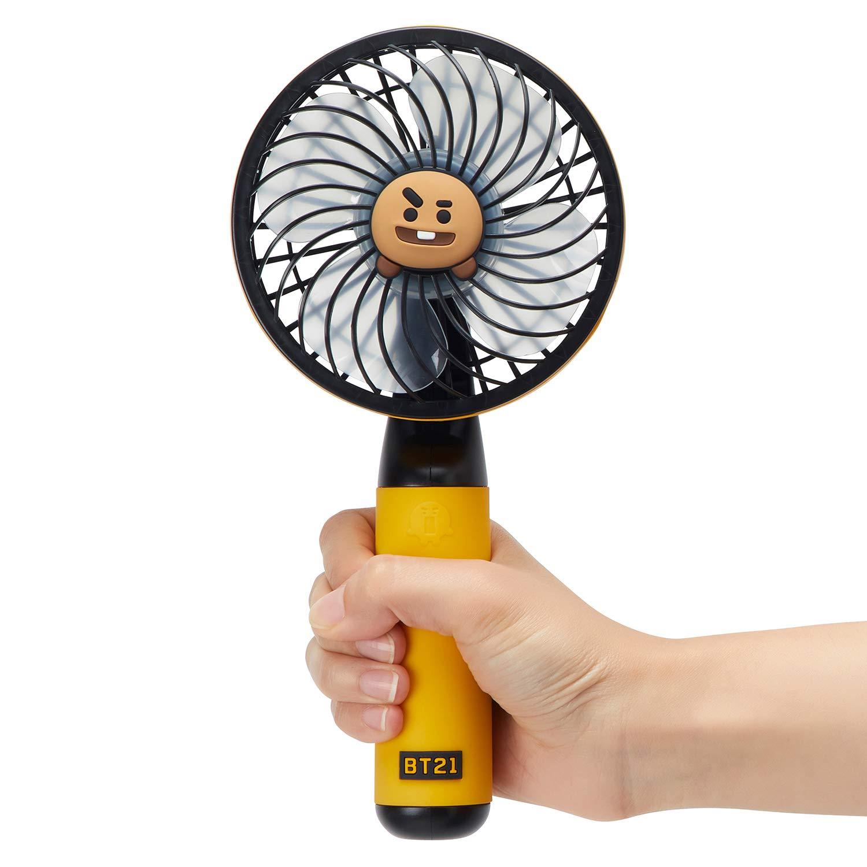 BT21 Pers/önlicher tragbarer Ventilator f/ür Kinder Sympathisches Moza