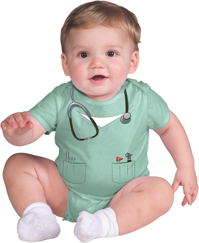 Disfraz de médico doctor para bebé, talla 6-12 meses (Rubie's 881593-I)