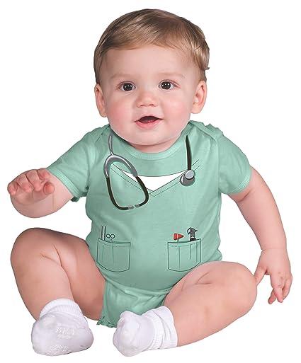 Disfraz de médico doctor para bebé, talla 6-12 meses (Rubies 881593-I)