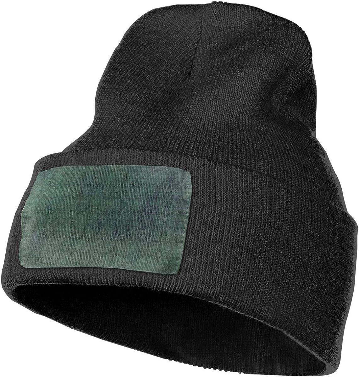 ONHIM Mysterious Men /& Women Stretchy Knit Beanie Hat Slouchy Headwear Cap