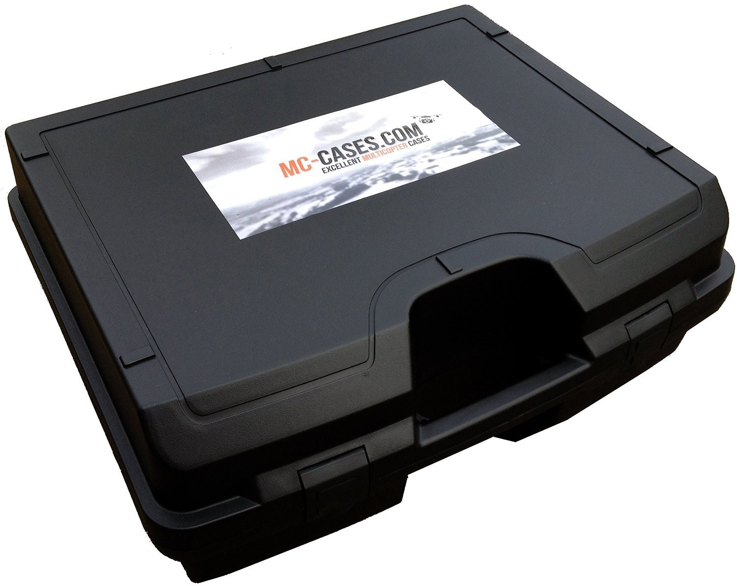 Yuneec Q500 Carry Case - By Mc-cases - Excellent Multicopter Cases
