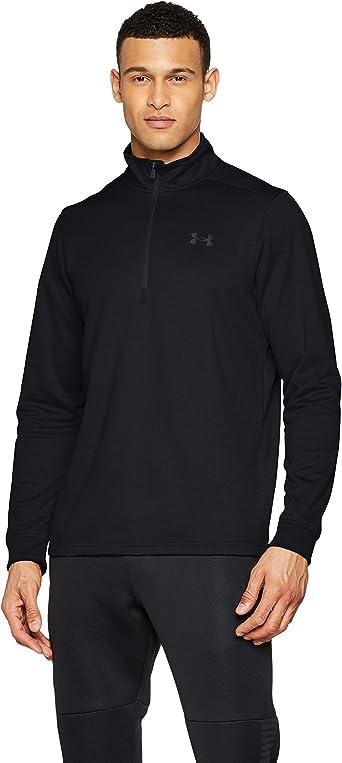 Under Armour Mens Armour Fleece 1//2 Zip T-Shirt Hoodie