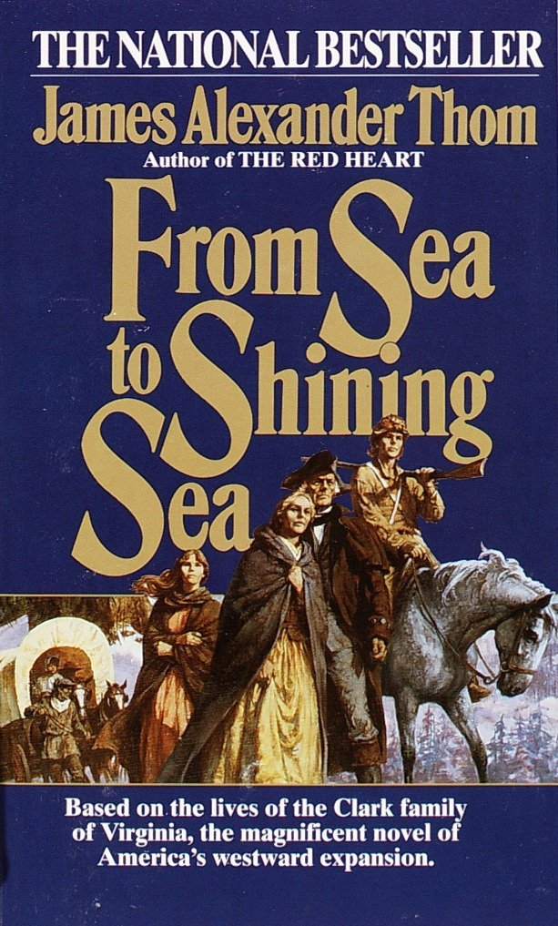 Read Online From Sea to Shining Sea: A Novel pdf