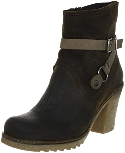 7f19ffa512 Virus Moda 960771 Ankle Boots Womens Brown Braun (braun 2) Size  3.5 ...