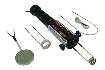 Kunzer 7IHG06 Hot Rod Calentador por inducción para desenroscar tornillos oxidados, con maletín de aluminio
