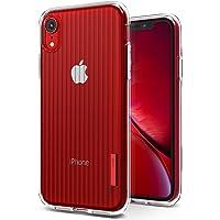 Vrs Design VRS93911 iPhone XR Crystal Fit Kılıf, Arka Kapak, Şeffaf