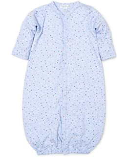 Kissy Kissy Baby-Boys Infant Monkey Moves Print Convertible Gown