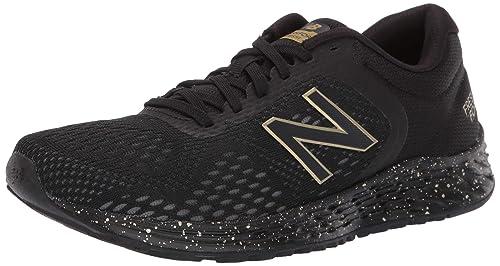 new balance gold black