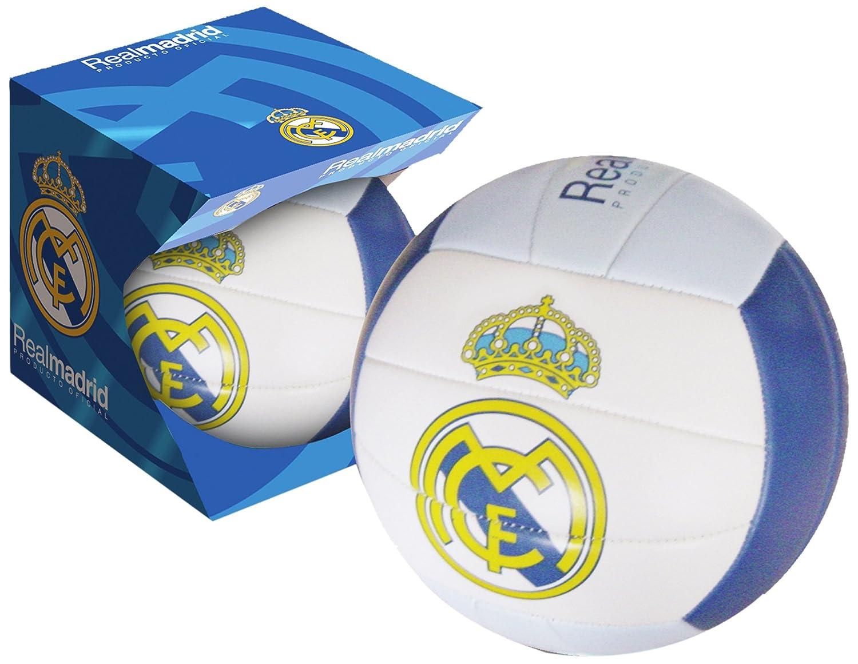 Unice - Balón de Voleibol en Estuche diseño F. C. Real ...