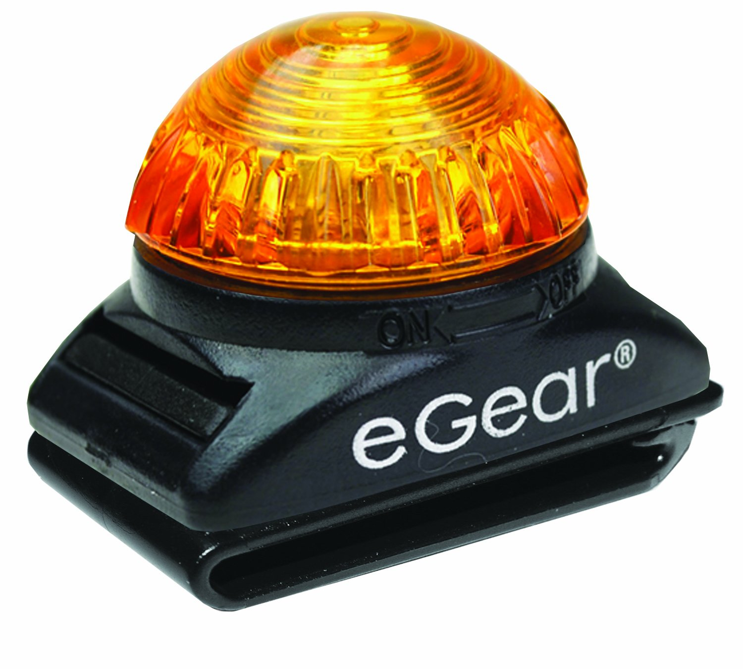 eGear Guardian Dual Function Signal Light (Yellow) Revere Supply Company 21-A54-000