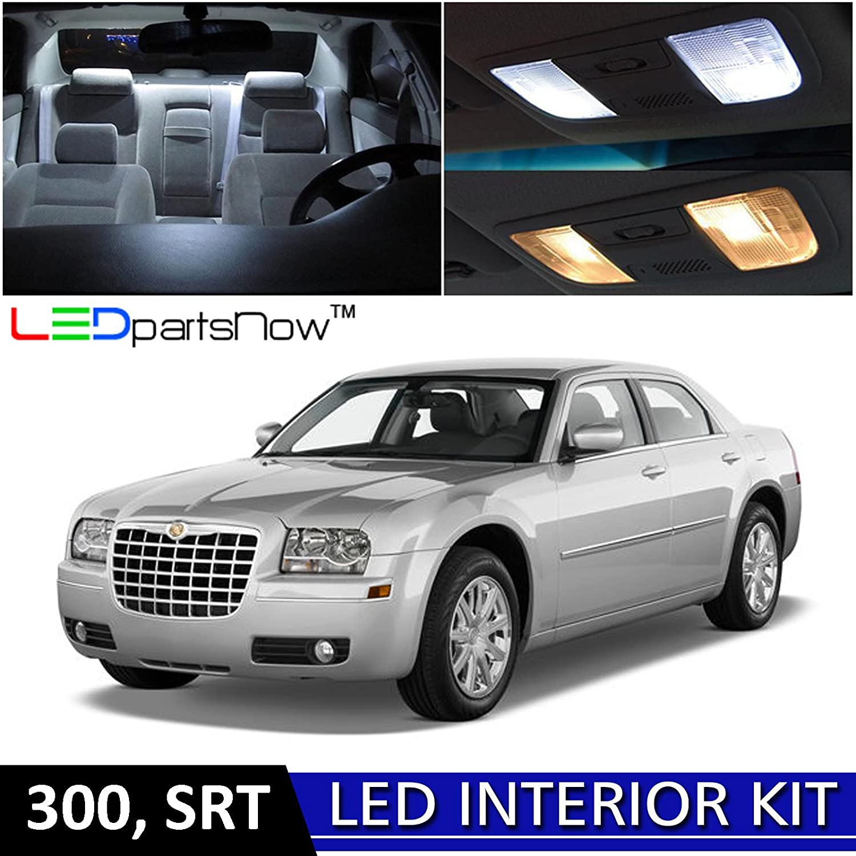 Amazon Ledpartsnow 2005 2010 Chrysler 300 Led Interior Lights