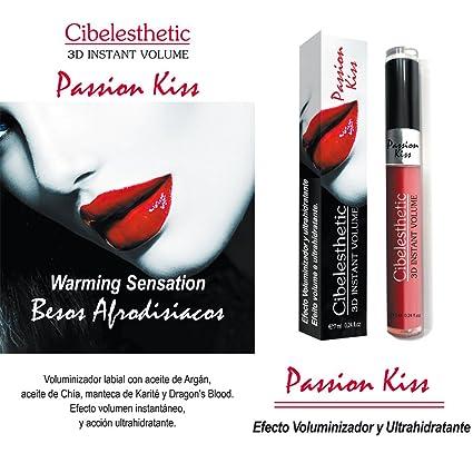 Pack 3 uds. de Voluminizador Labial 3D Passion Kiss 7ml ...