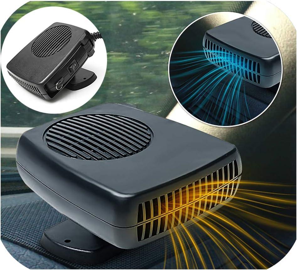 200W Car Ceramic 12V Heater Demister Cooler DC Portable Fan Defroster 2in1 Dryer
