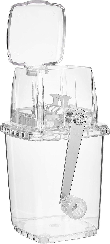 BUTLERS POLAR EXPRESS Picadora de hielo transparente: Amazon.es: Hogar