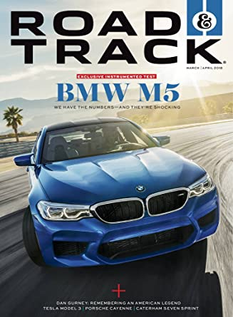 Road Track Amazon Com Magazines
