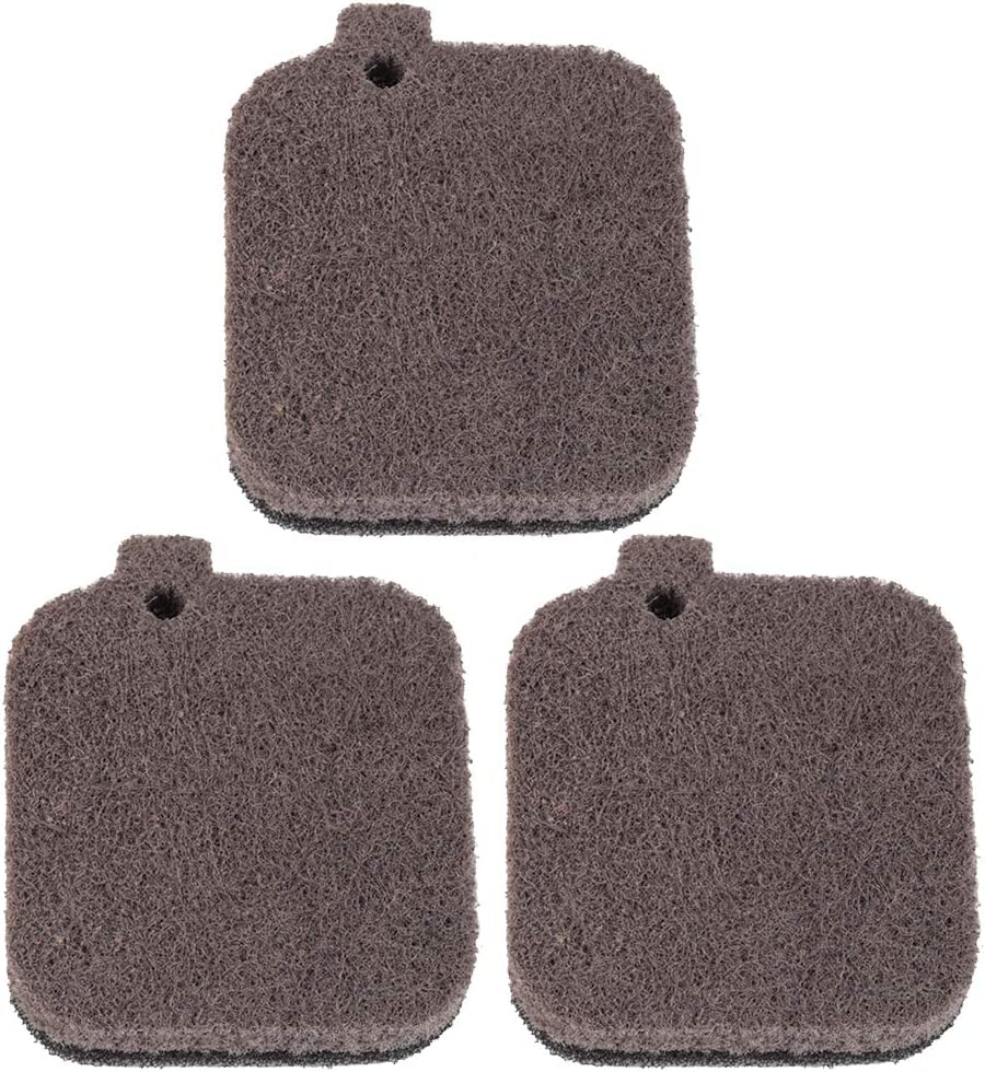 Kizut 3Pcs 4229 120 1800 Air Filter for Stihl BG55 BG45 BG46 BG65 BG85 SH85 SH55 BR45 BR45C Backback Leaf Blower 42291201800