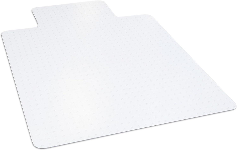 "Dimex Low and Medium Pile Carpet Office Mat Chair Mat, 36"" x 48"" (C511003J)"