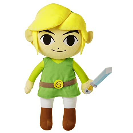 World of Nintendo Link Jumbo Plush