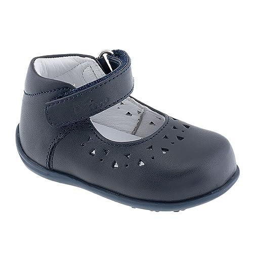 the best attitude a0f38 e265e Chicco Baby Ballerina GIVY Blu Size: 22: Amazon.it: Scarpe e ...
