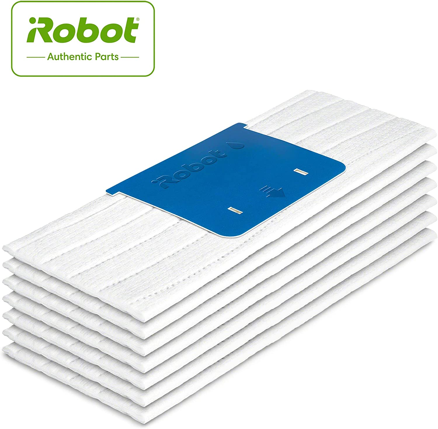 iRobot Authentic Replacement Parts Braava jet m Series Washable Wet Mopping Pad