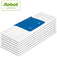 iRobot Authentic Replacement Parts- Braava jet m Series Wet Mopping Pads, (7-Pack),White - 4632824