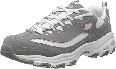 Skechers DLites-Biggest Fan, Zapatillas para Mujer: Amazon.es: Zapatos y complementos