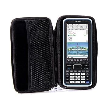 SafeCase Funda Protectora Calculadora y Calculadora Gráfica de Casio, para Modelo: Casio FX-CP400