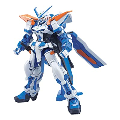 Hg 1/144 Gundam Astray Blue Frame Second L: Toys & Games