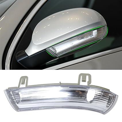 Amazon Com Beler Left Side Mirror Indicator Turn Signal Light Lamp