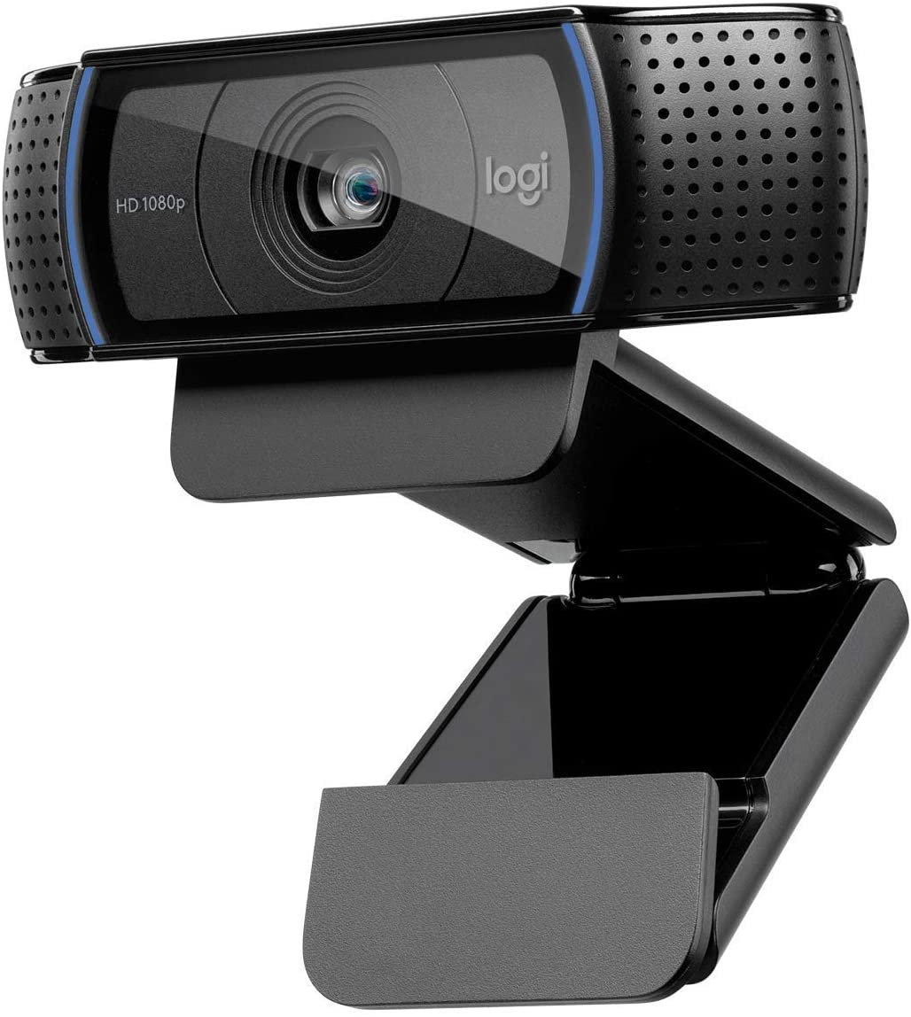Amazon.com: Logitech C920 Hd Pro Webcam (Black) Black: Camera & Photo