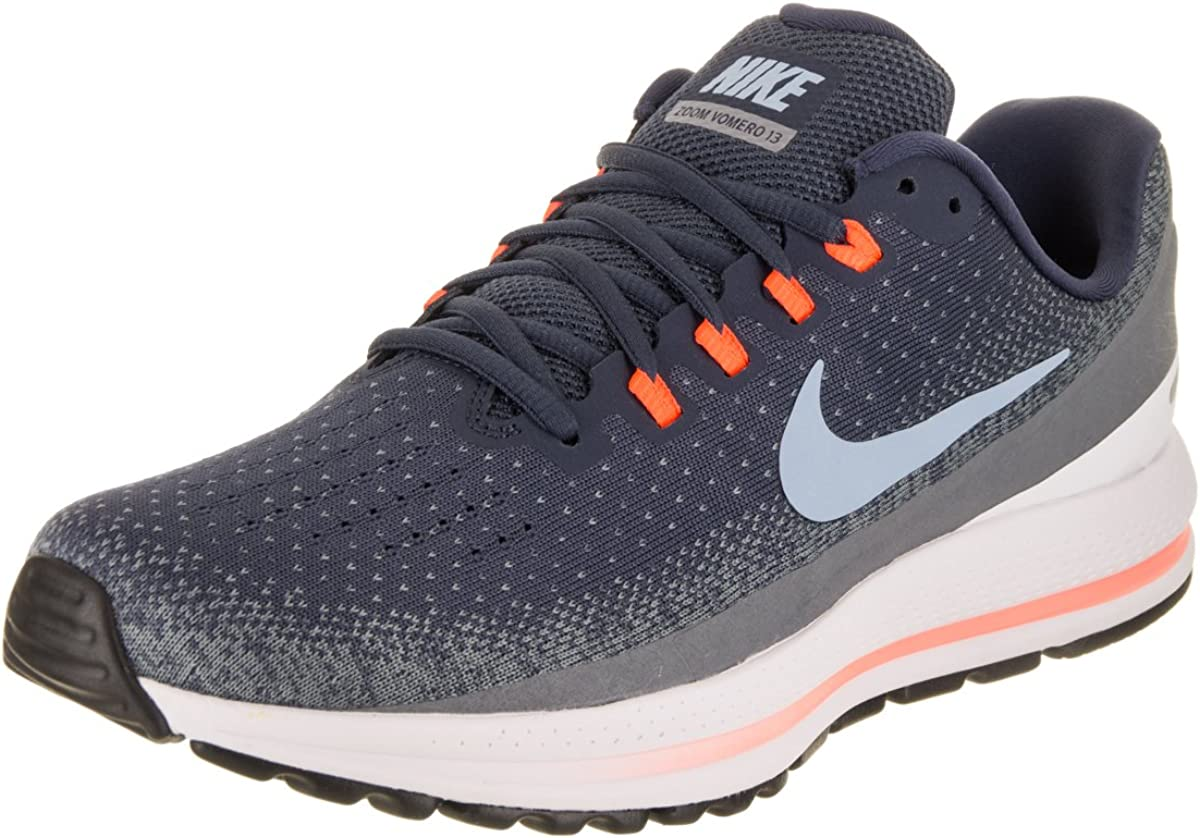 Nike Air Zoom Vomero 13, Zapatillas de Running para Hombre, Multicolor (Thunder Blue/Cirrus 400), 38.5 EU: Amazon.es: Zapatos y complementos