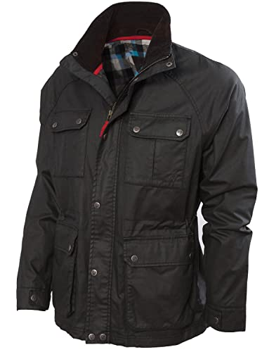 71iNzHxZsZL. UY500  - Top 3 Jackets Similar To Barbour