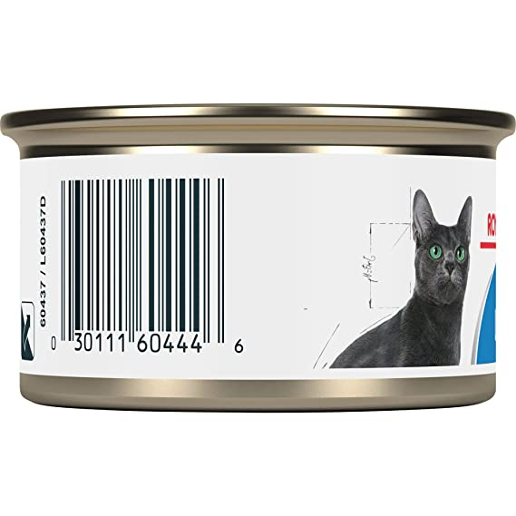 Royal Canin Feline Health Nutrition Ultralight Thin Slices in Gravy Canned Cat Food , 3 oz/One Size by Royal Canin: Amazon.es: Productos para mascotas