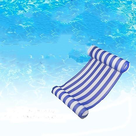 Sookg Alfombrilla compacta y portátil para piscina, flotante ...