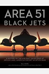 Area 51 - Black Jets Kindle Edition