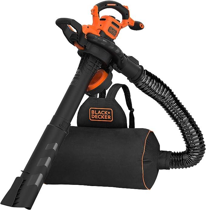 BLACK+DECKER BEBLV300-QS - Soplador, aspirador y triturador de ...