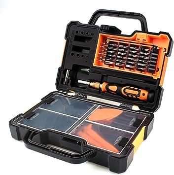 Caja de herramienta de reparación 44 en 1 Destornillador de ...
