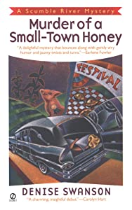 Murder of a Small -Town Honey: A Scumble River Mystery (Scumble River Mysteries Book 1)