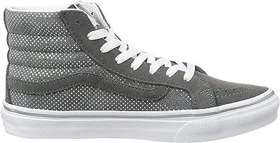 Ua Sk8-hi Slim Hi-Top Sneakers