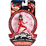 Bandai Super Articulated Figurine, 14 cm, Miraculous, Models Assorted, 3 Years & Above
