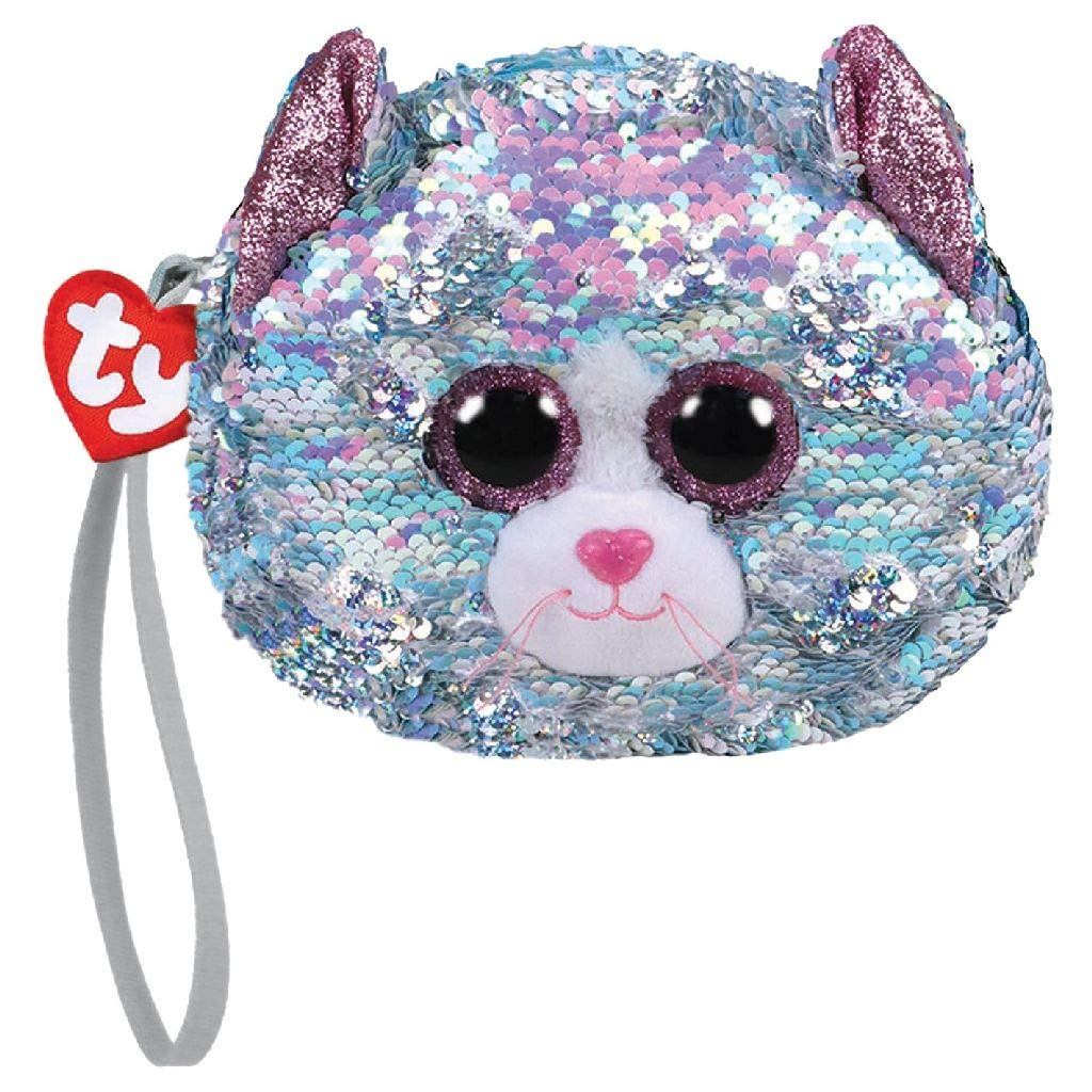 Ty Whimsy - Sequin Wristlet