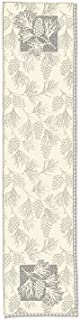 product image for Heritage Lace Woodland 14-Inch by 60-Inch Runner, Ecru
